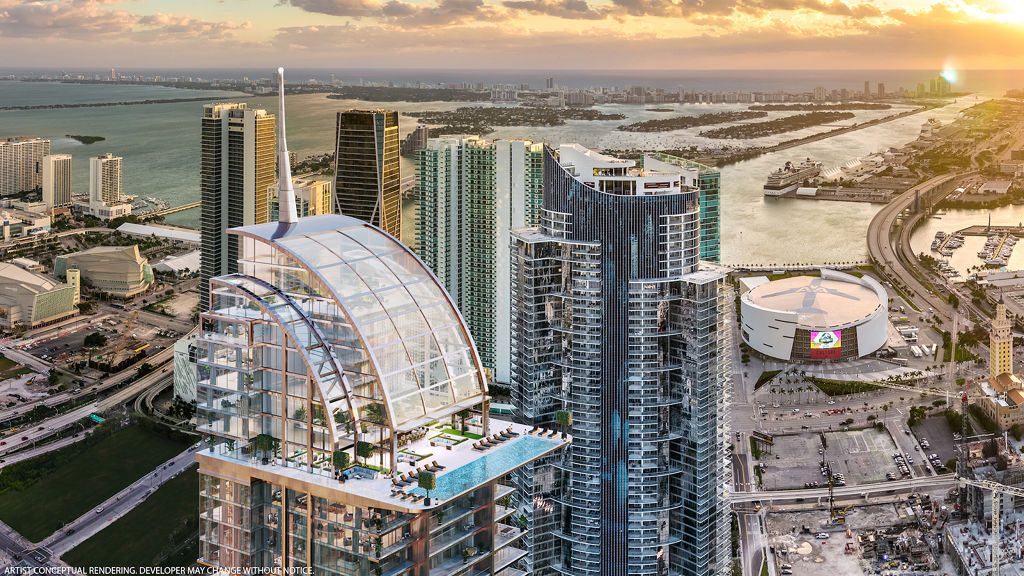 Legacy Miami World Center Residences - Featured Image